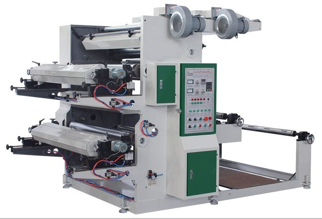 YT 2 color Flexo Printing Machine