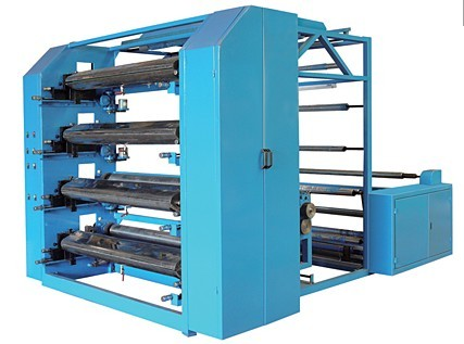 Nonwoven fabric pringting machine