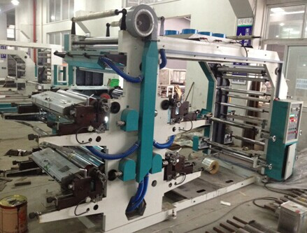 paper cup flexo printing machine